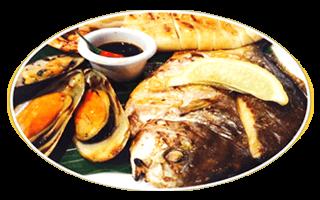 Seafood-Inihaw-Platter
